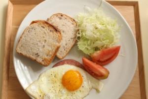 朝ご飯、何を食べる?
