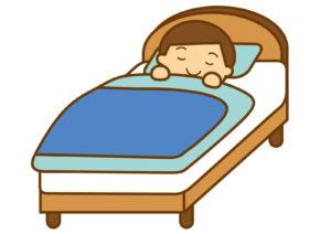 腸活には睡眠も大切