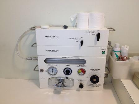 腸内洗浄用マシン