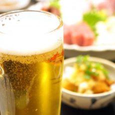 ビールでは水分補給できません