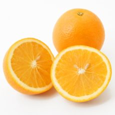 ビタミンカラーのオレンジ!
