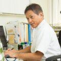 田中先生の診察風景